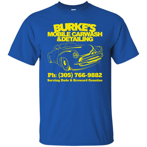 Burke Car Wash - Front w/Contact