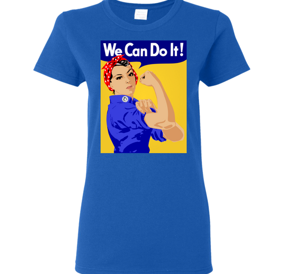 We Can Do It! Women's T-Shirt