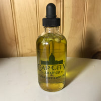 Clean Hippie Body Oil