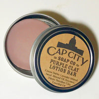Purple Clay Lotion Bar