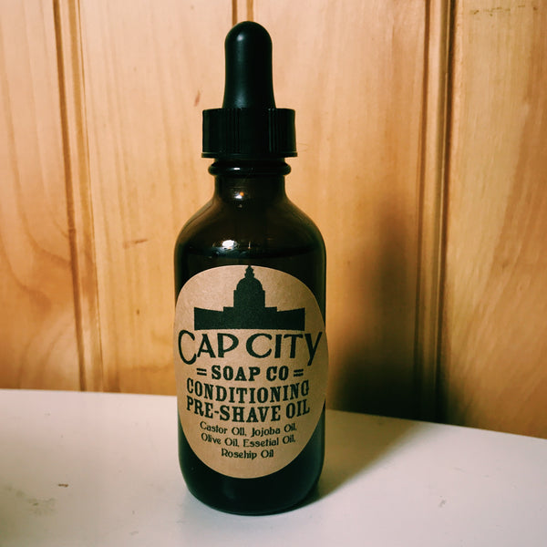 Conditioning Pre-Shave Oil