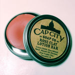 Rose Clay Lotion Bar