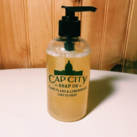 Ylang Ylang and Lemongrass Liquid Soap