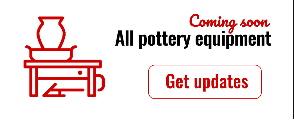 Pottery Equipment for sale in India - Bhoomi Pottery