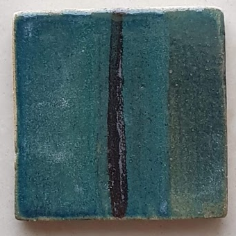 Artha Pottery Stoneware Glaze 1255 Peacock Blue Green 500 gms for sale in India - Bhoomi Pottery