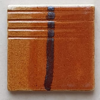 Artha Pottery Stoneware Glaze 1275 Brown Red 500 gms for sale in India - Bhoomi Pottery
