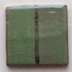 Artha Pottery Stoneware Glaze 1281 Green 500 gms for sale in India - Bhoomi Pottery