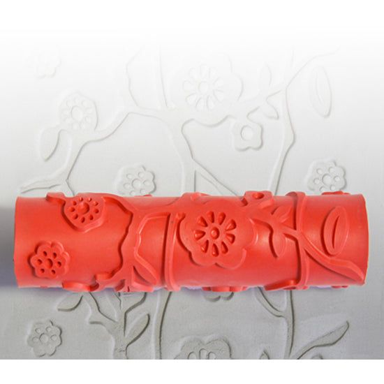 Art Roller Plum Blossom AR20-10020 for sale in India - Bhoomi Pottery