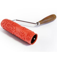 Art Roller Chrysanthumum AR30-10030 for sale in India - Bhoomi Pottery