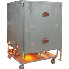 Parivartan GK2424-30 10 Cu Ft 4 Burner Gas Kiln for sale in India - Bhoomi Pottery