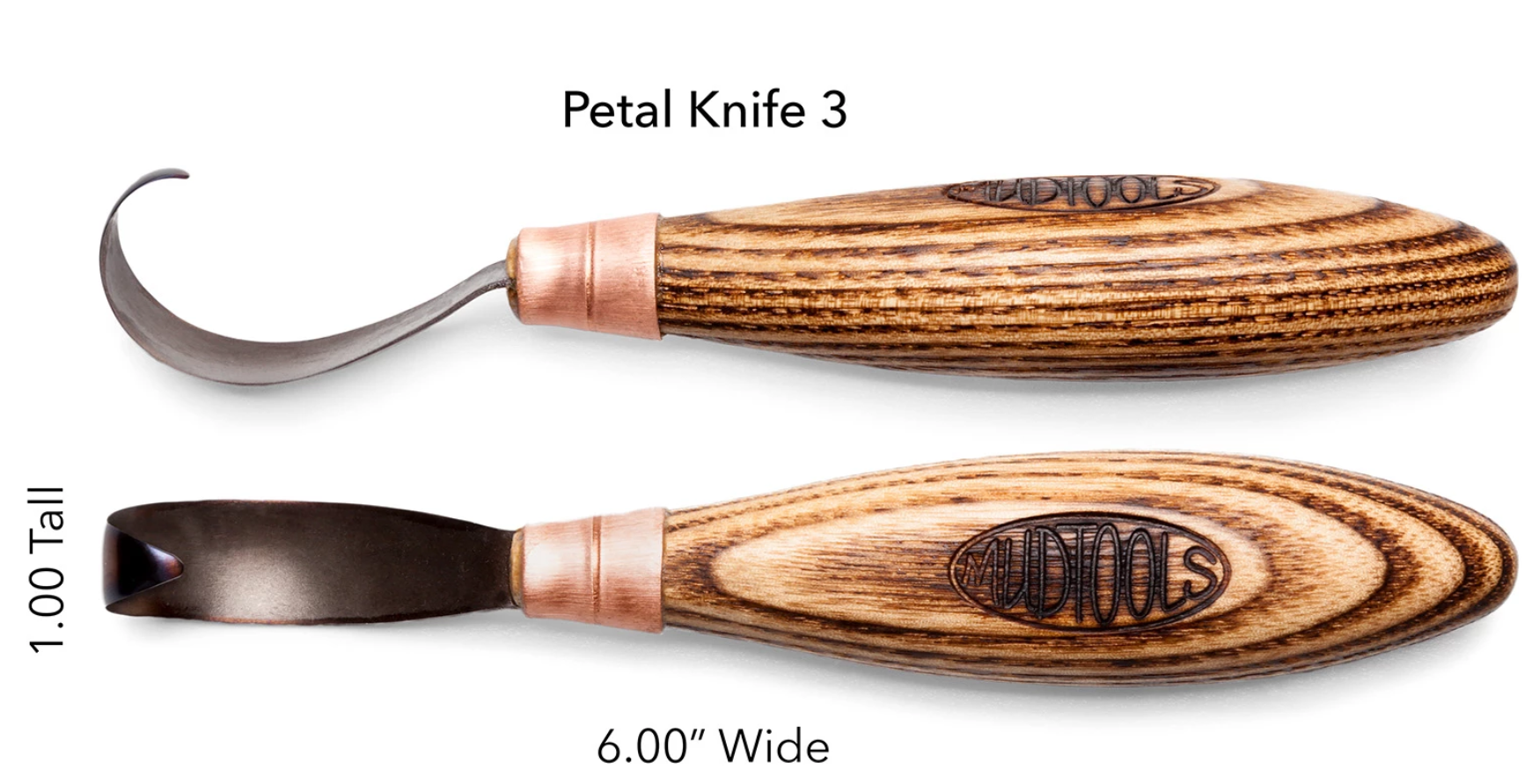 Buy Mudtools Petal Carving Knife 3 for sale in India - Bhoomi Pottery