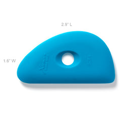 Xiem Clay Rib Firm Silicone 4 - Blue SCR4-B-10204 for sale in India
