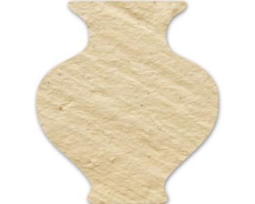 Paper Clay ES 400 White Earthenware for sale in India - Bhoomi Pottery