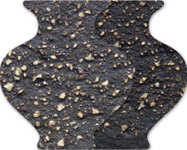 Professional Clay PF 670 Smooth Textured Black for sale in India - Bhoomi Pottery