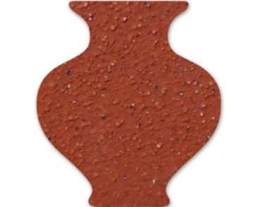 Terracotta Clay Standard Red Grogged 10% for sale in India - Bhoomi Pottery