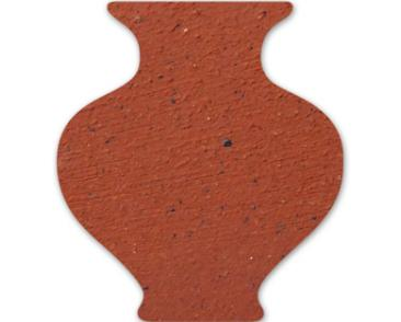 Terracotta Clay Standard Red sold in India - Bhoomi Pottery