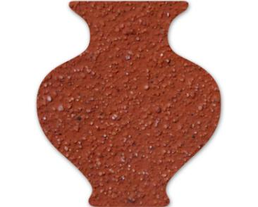 Terracotta Clay Standard Red Grogged 20% for sale in India - Bhoomi Pottery