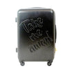 Take me Away 25in Rolling Luggage Suitcase