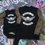 Leopard Mayhem Motherhood Tee