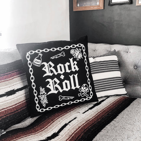 Rock Cushion