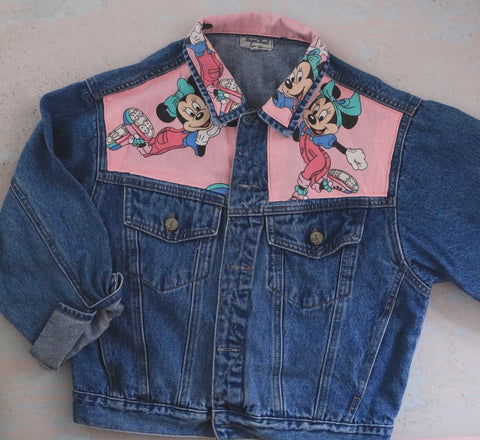 Minnie Mouse Vintage Size L