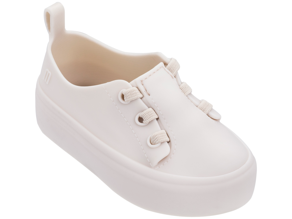Mini Melissa Ultisa Sneaker White