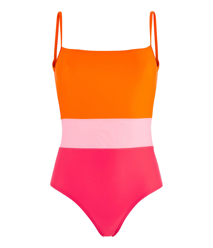 Petit Bateau Women's Eco-Friendly Swimsuit