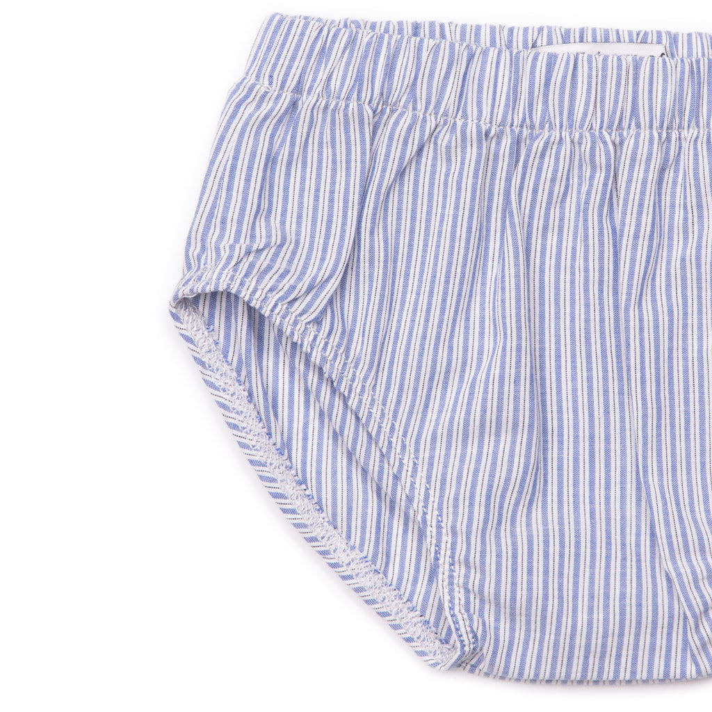 Barn of Monkeys Baby Stripe Bloomers