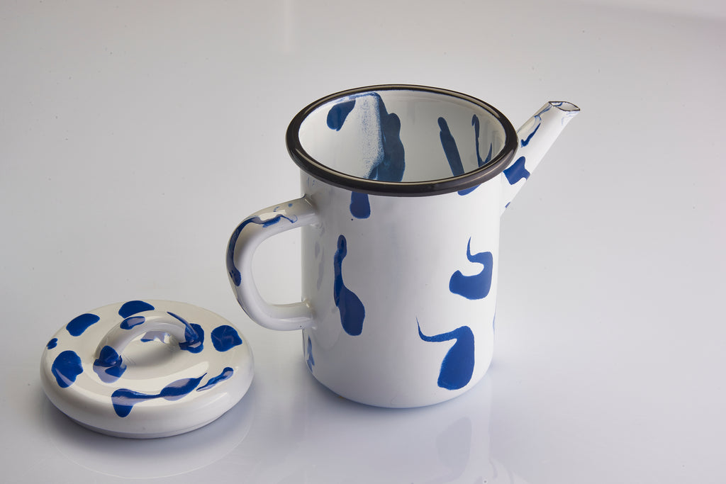 Kapka Little Colour Blue Teapot