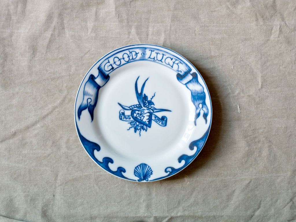 By Mutti Good Luck Plate