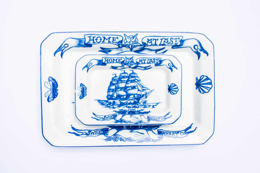 By Mutti Home At Last Small Platter
