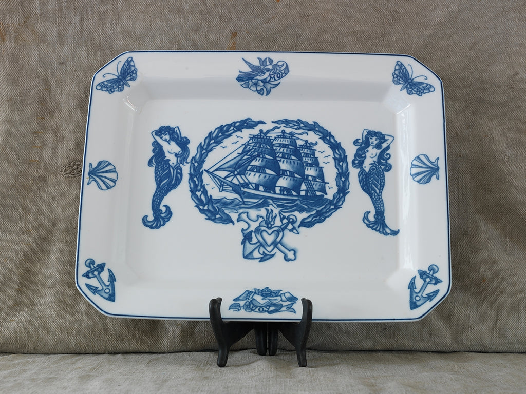 By Mutti Mermaids Large Platter