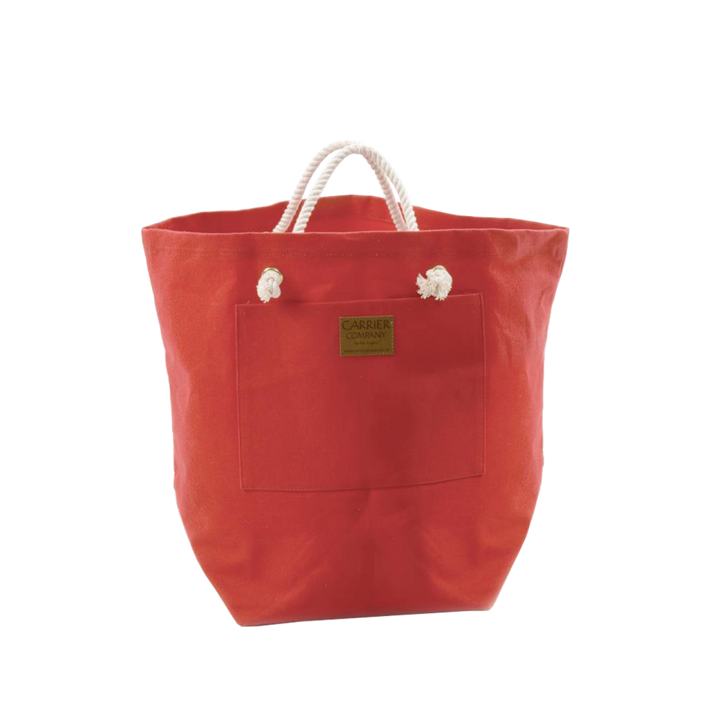 Carrier Company Canvas Beach Bag
