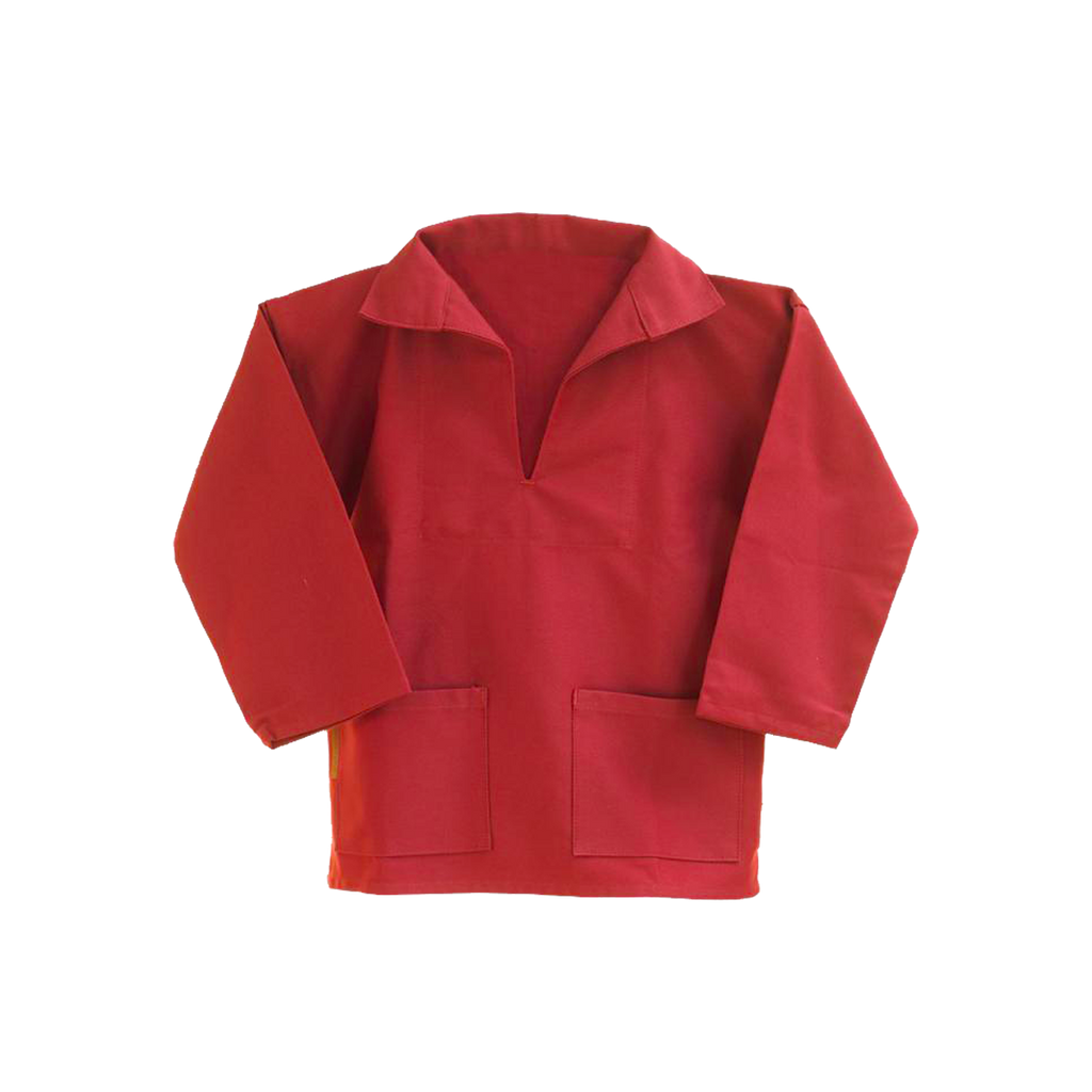 Carrier Company Children's Smock Red