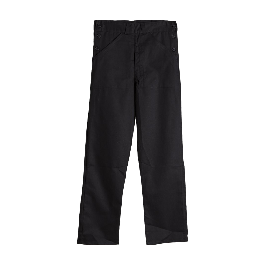 Carrier Company Men's Long Work Trouser Black