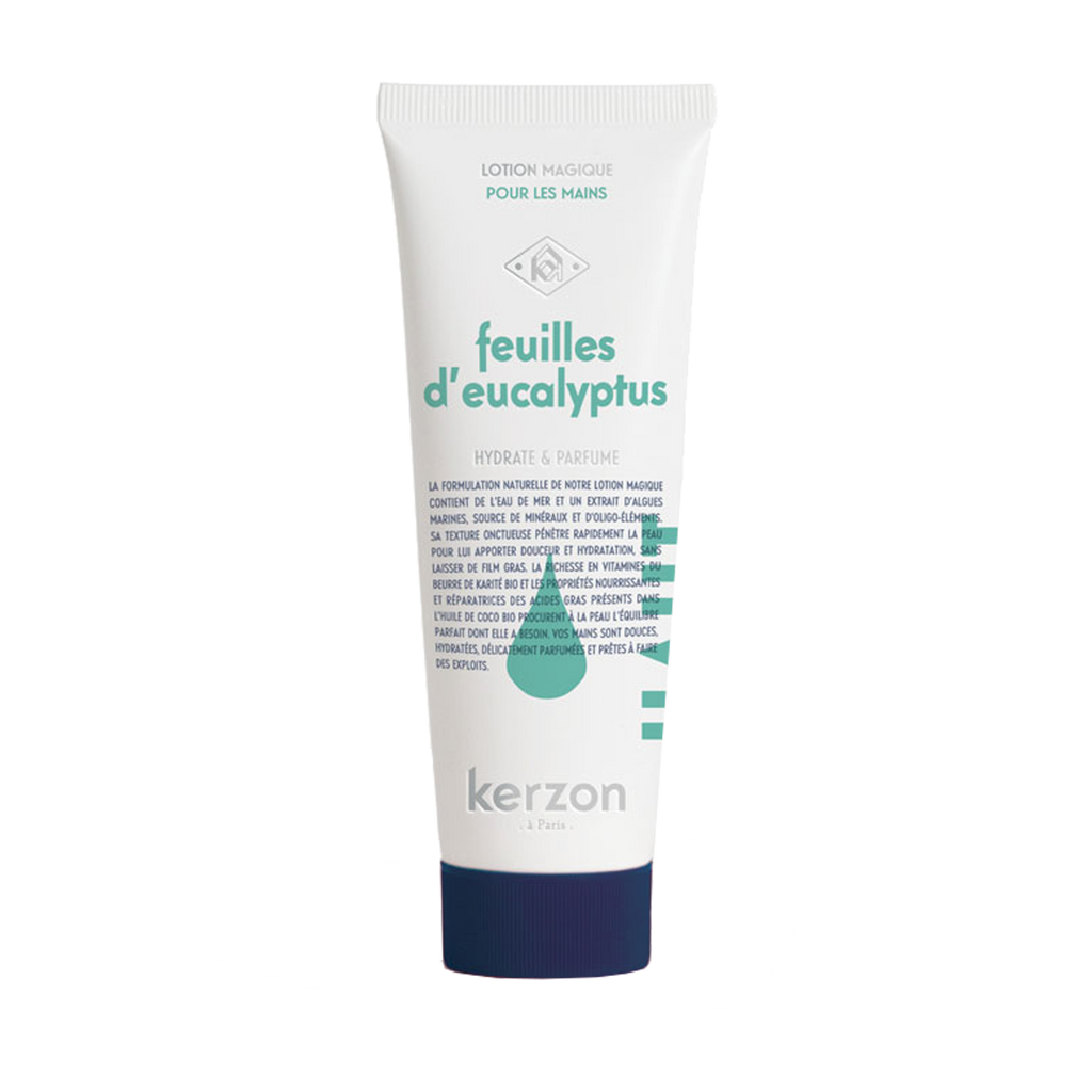 Kerzon Magic Hand Lotion Feuilles d'Eucalyptus