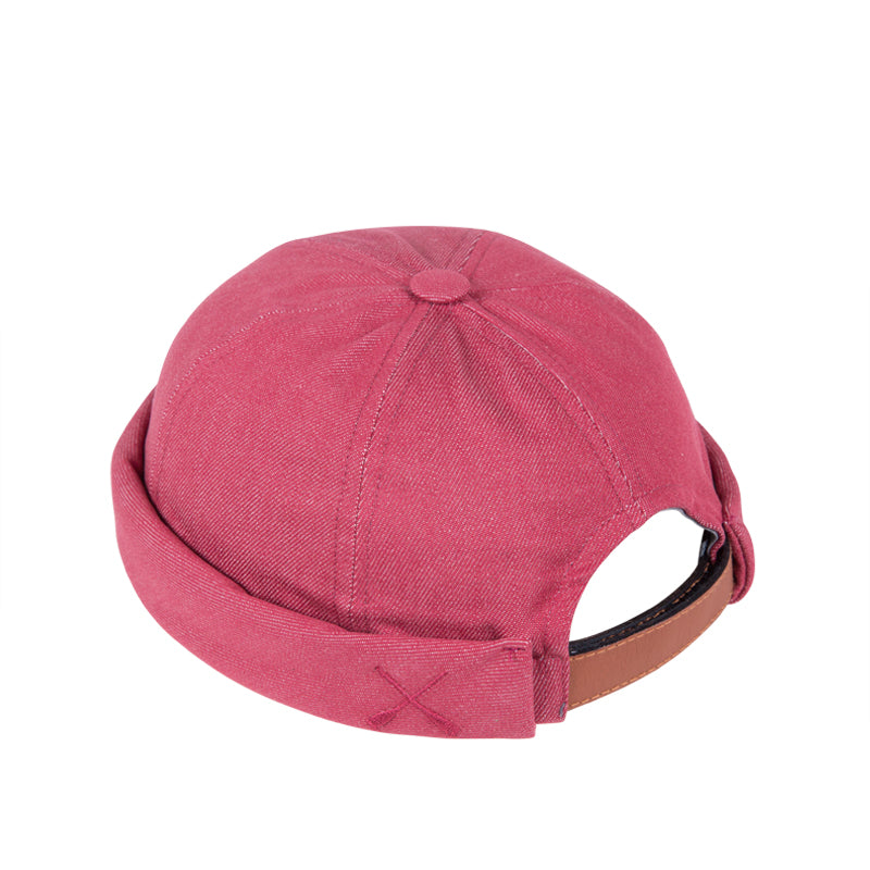 Béton Ciré Miki Sailors Hat Red