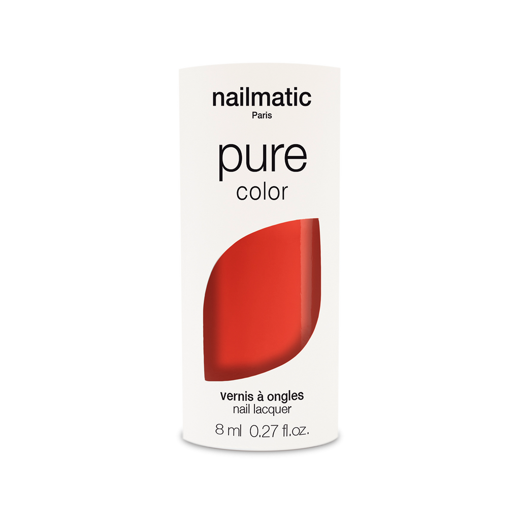 Nailmatic PURE Vegan Nail Varnish - Ella Coral
