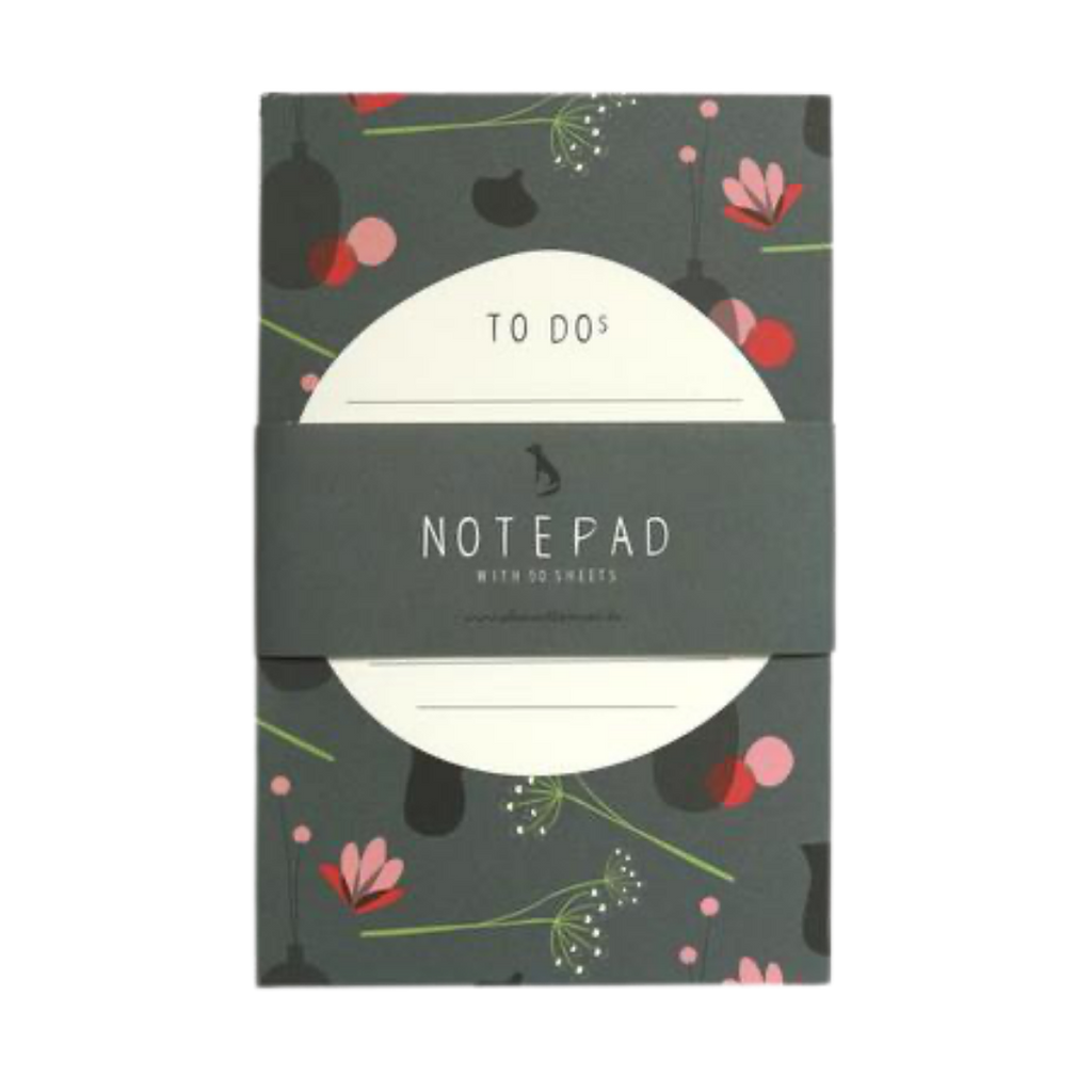 Pleased To Meet To Do Notepad