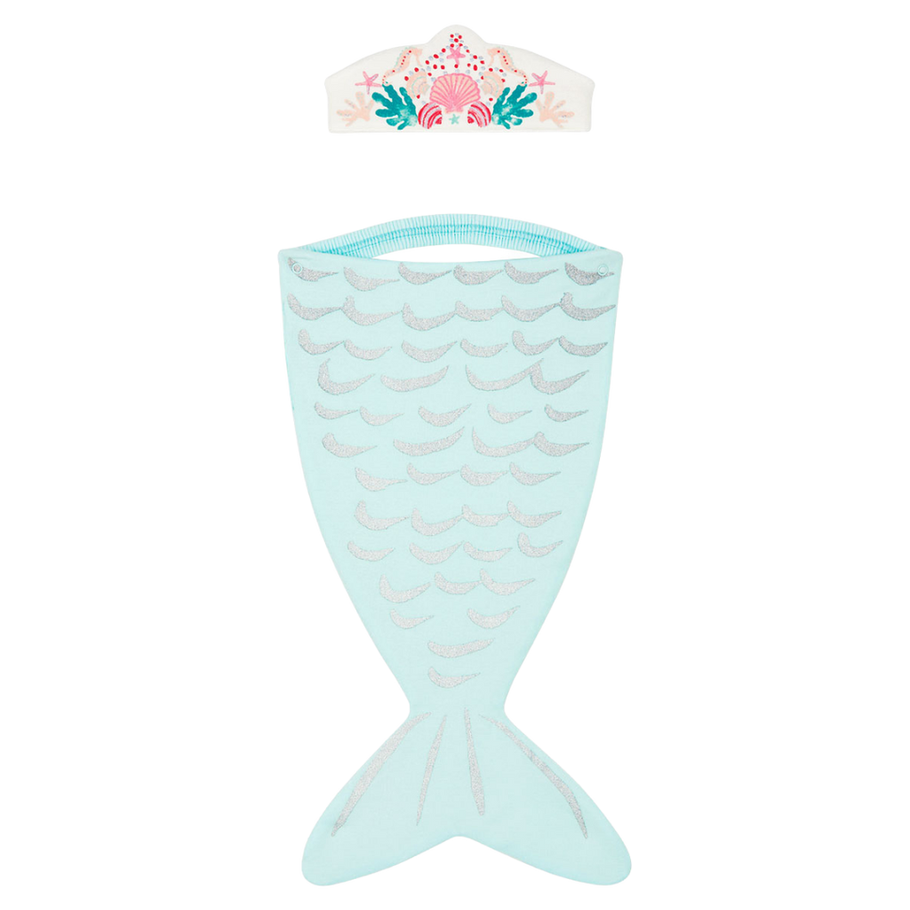 Petit Bateau Girls Mermaid Costume