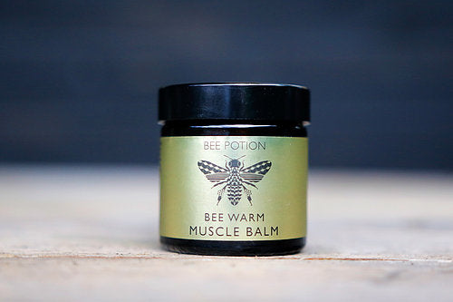 Bee Potion Bee Warm Muscle Balm 30ml
