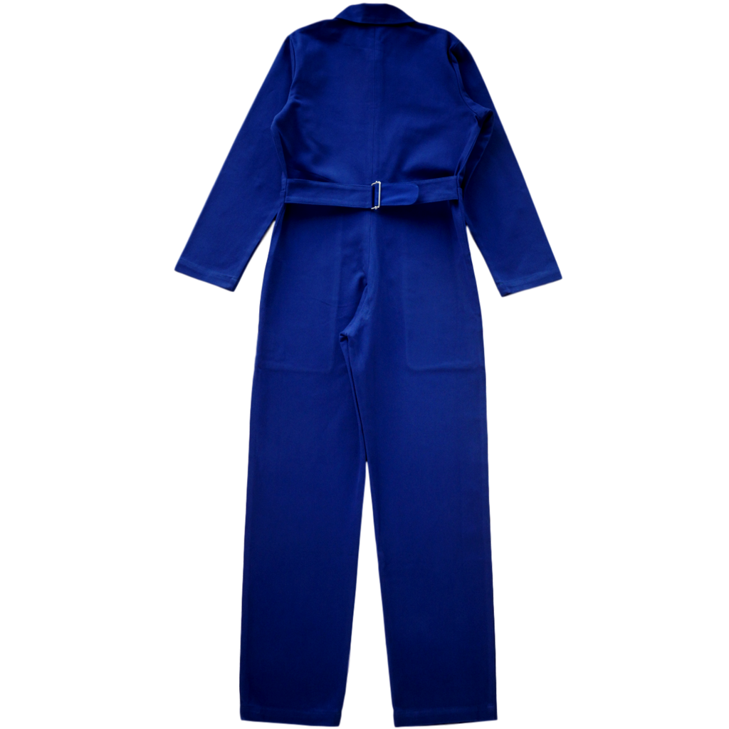 Colchik Adult Boilersuit Indigo