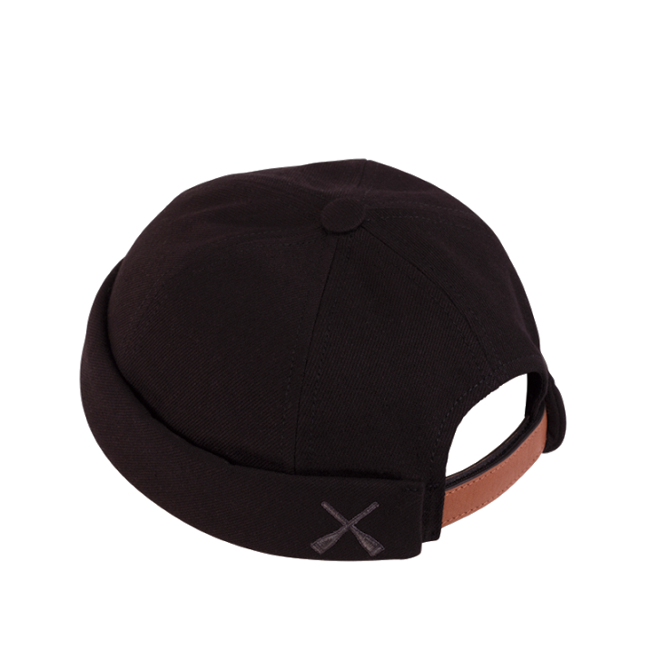 Béton Ciré Miki Timeless Sailors Hat Black
