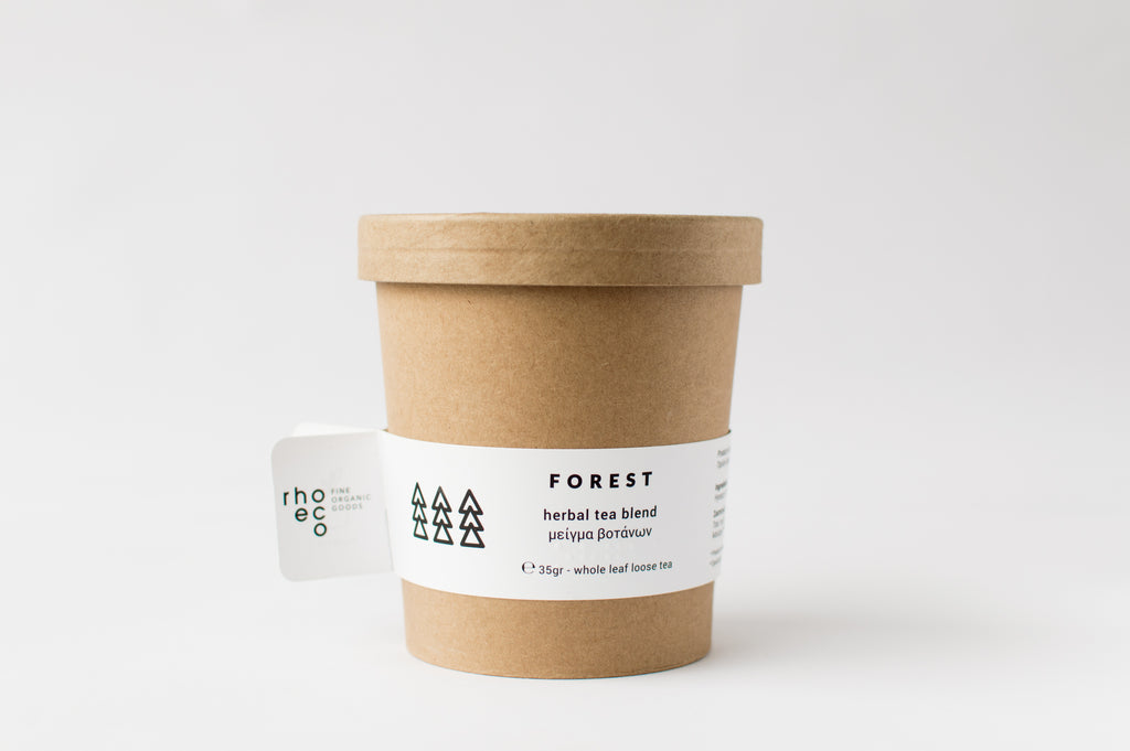 Rhoeco Forest Herbal Tea Blend
