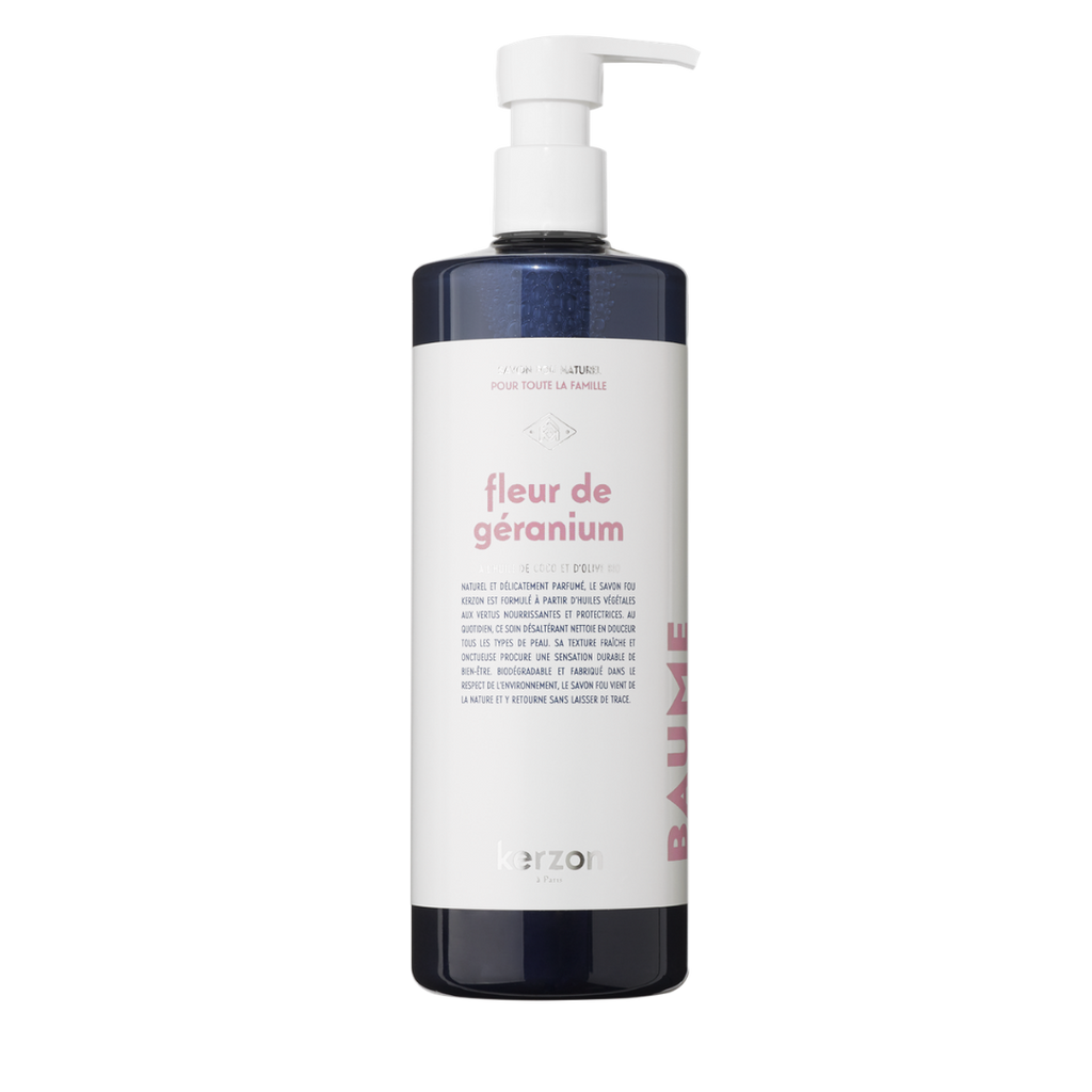 Kerzon Fleur de Geranium Top To Toe Liquid Soap