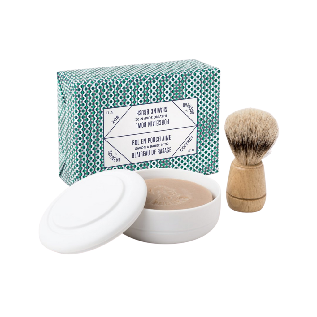 Le Baigneur Shaving Pack No 2