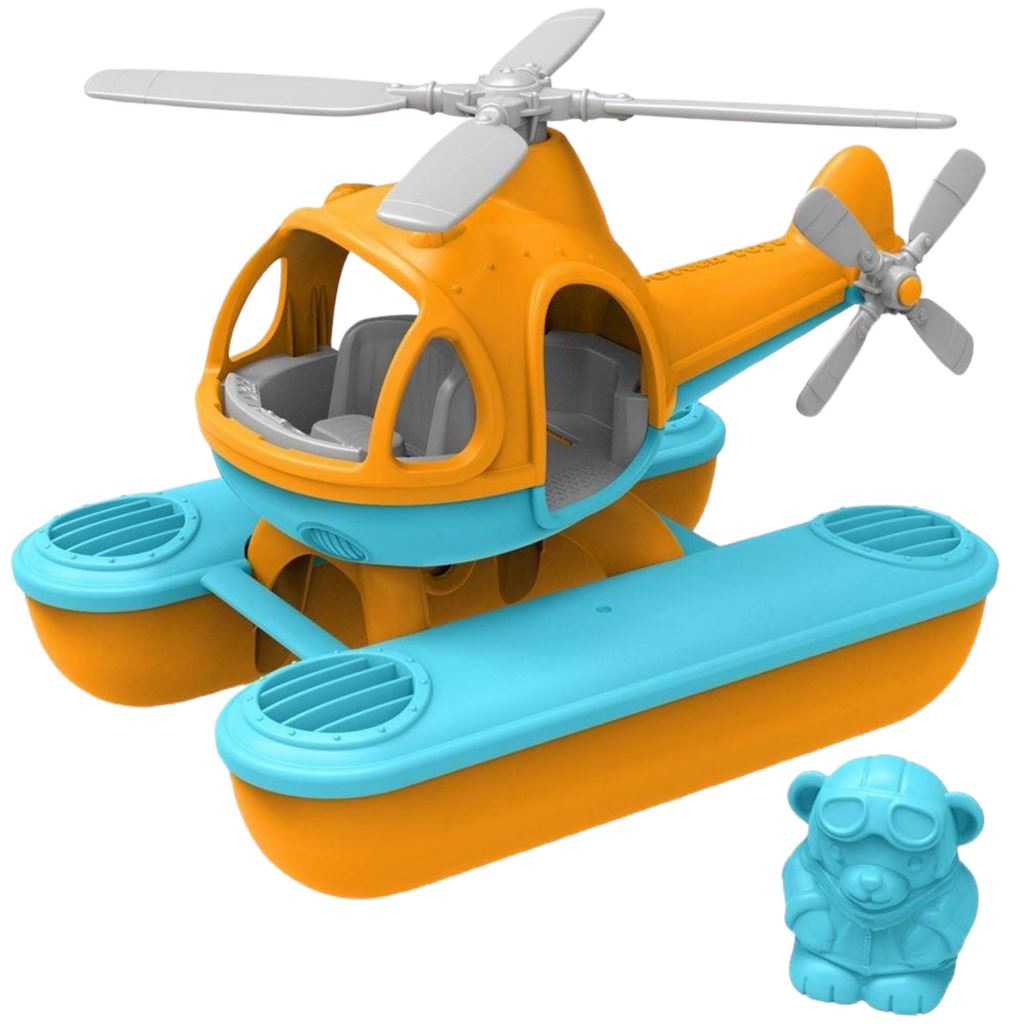 Green Toys Recycled Plastic Seacopter