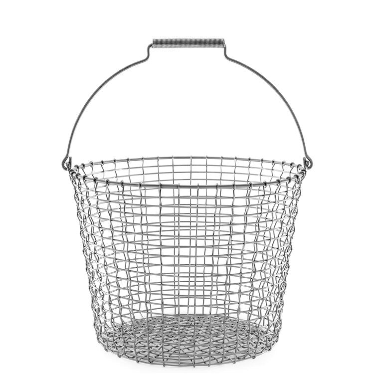 KORBO Bucket 24 Galvanised Steel