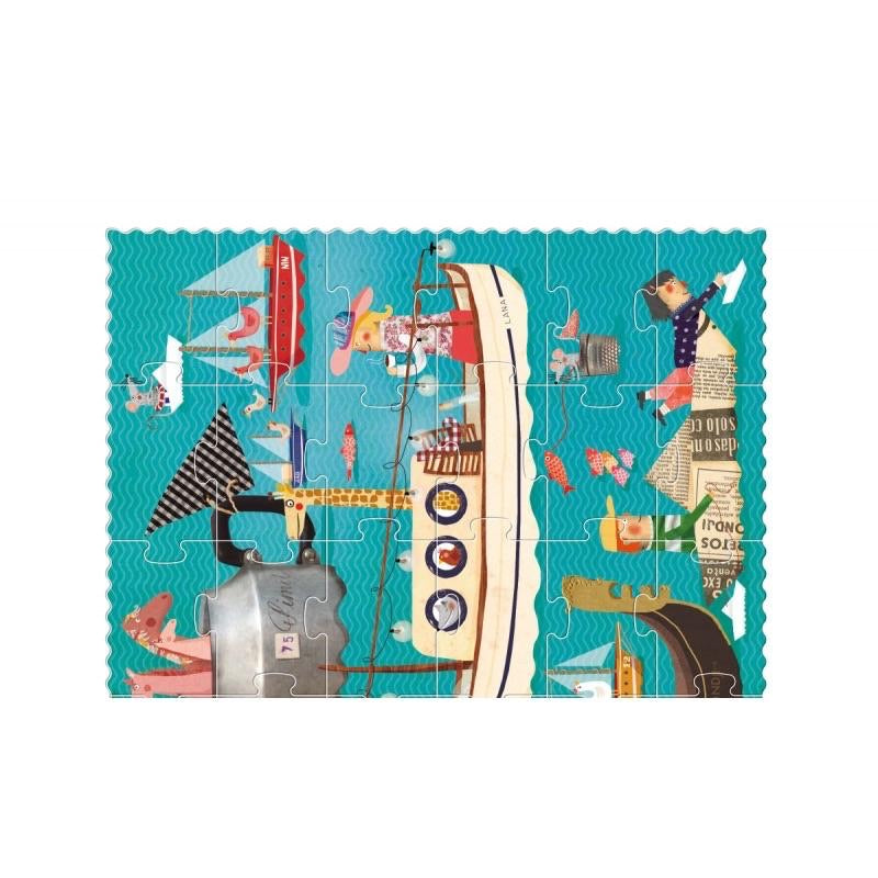 Londji My Sea Recycled Paper Jigsaw Puzzle