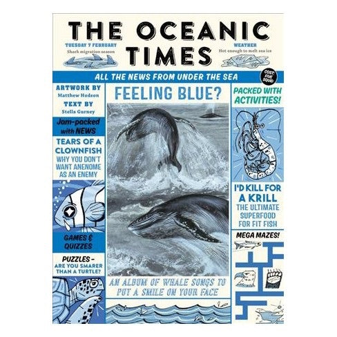 The Oceanic Times: All The News From Under The Sea